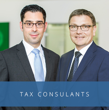 tax consultants of luebeck group