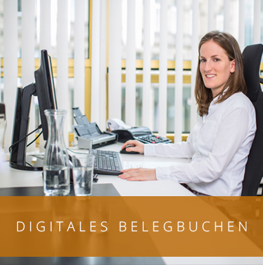 Digitales Belegbuchen